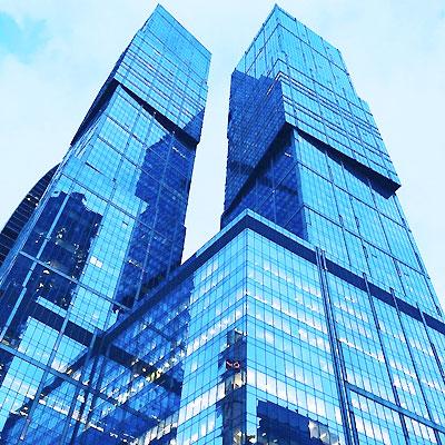 Башня Город Столиц в Москва-Сити